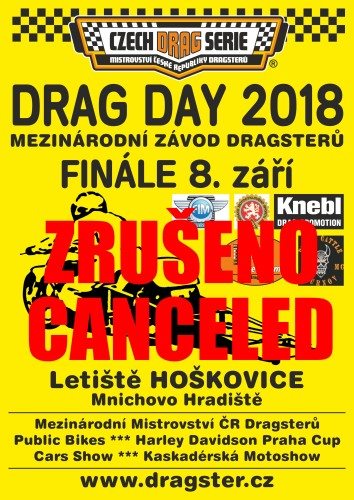Plakat ZRUSENO